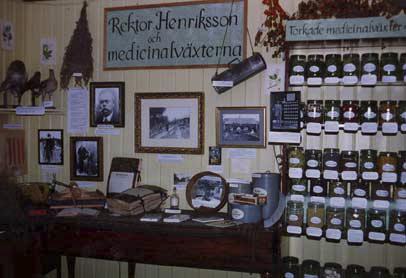 Utställning Henriksson