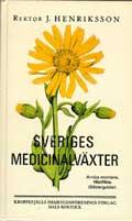 Sveriges medicinalväxter Av J. Henriksson. Originalen från 1890, 1898 och 1906. Fakismilutgåva av Kroppefjälls hembygdsförening 1981.